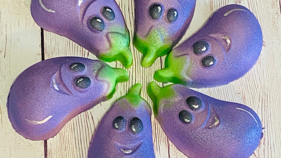 Eggplant  Bath Bomb 🍆