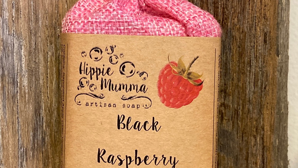 Black Raspberry Shampoo Bar