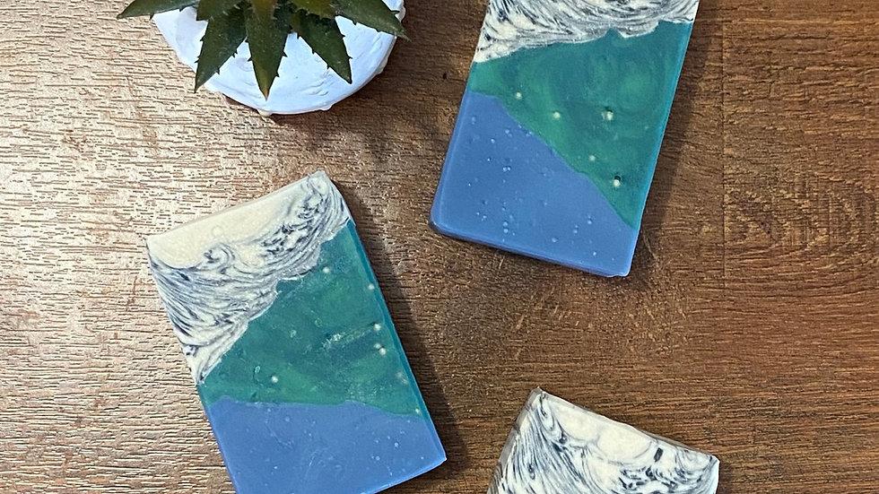 Wood Sage & Sea Salt