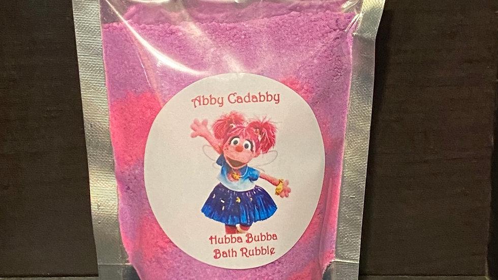 Abby Cadabby Bath Rubble