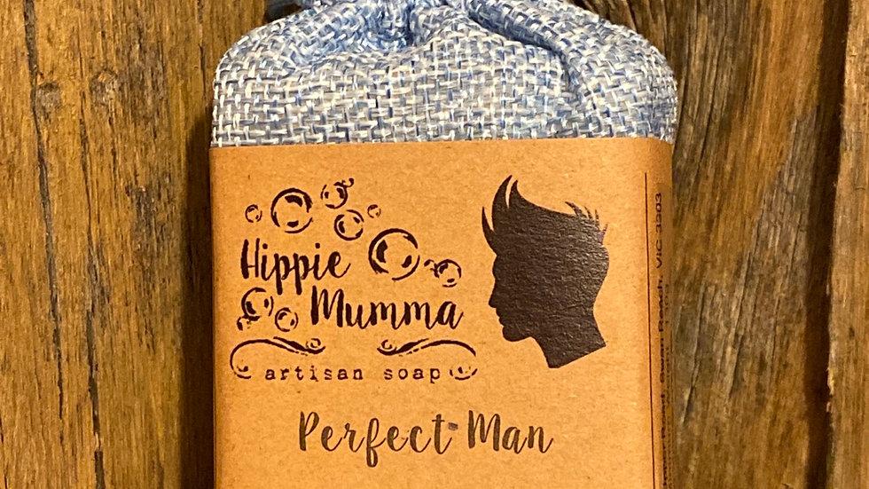 Perfect Man Shampoo Bar