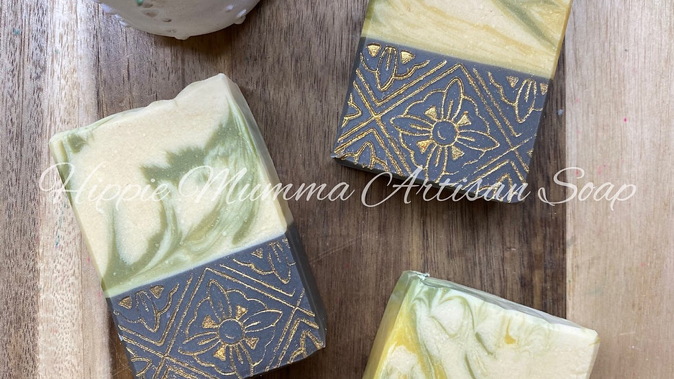 Lemongrass &  Exotic Lime