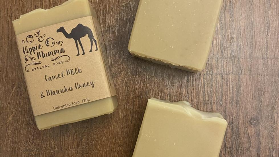 Camel Milk & Manuka Honey