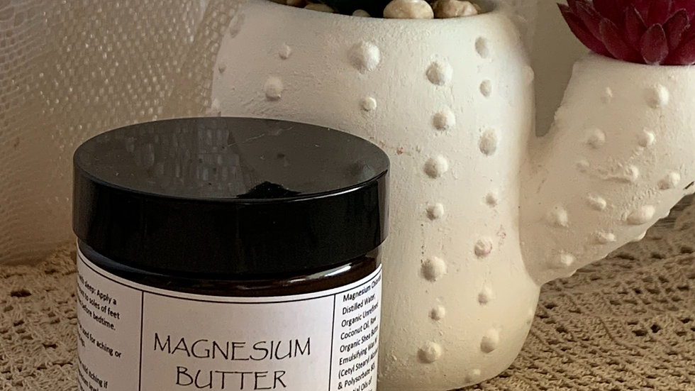 Magnesium Butter