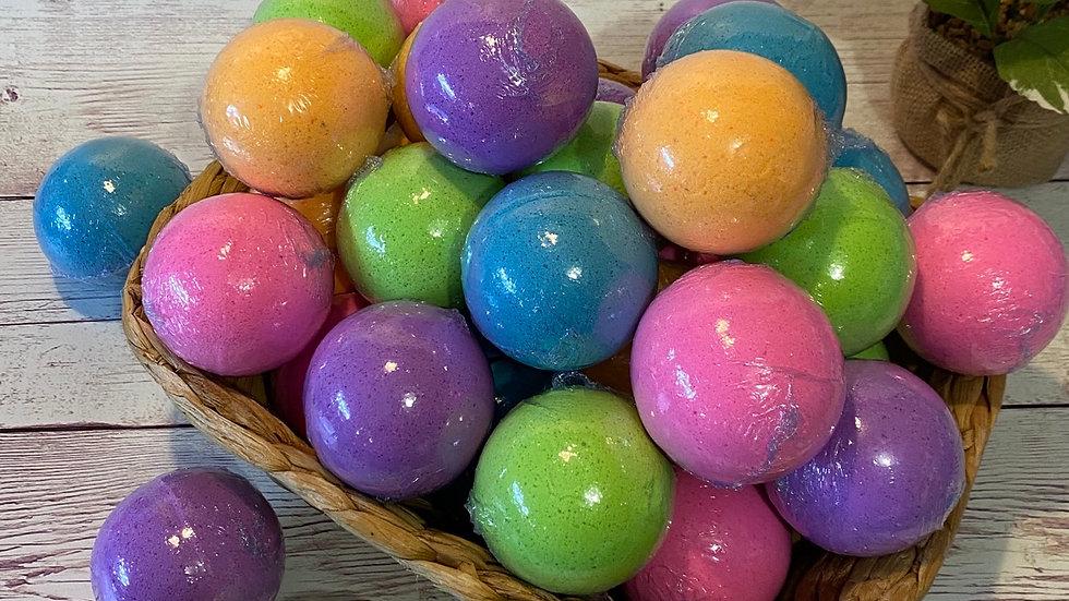 Fruity Basics Bath Bombs