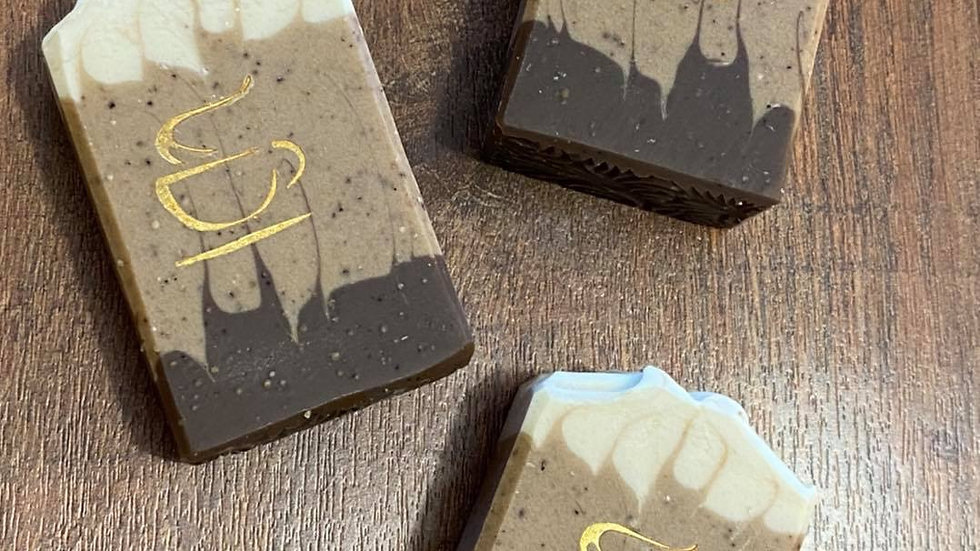 But First.....Coffee - Exfoliating Soap