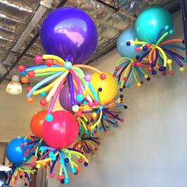 Funky Balloon Kites