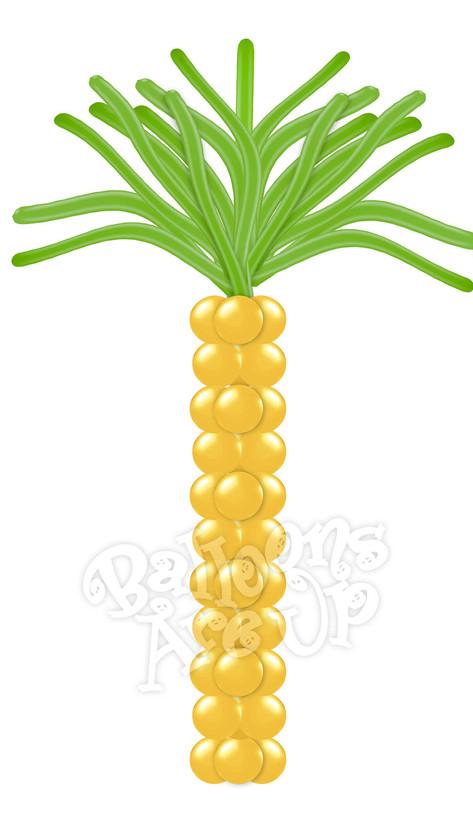 Palm Tree Column Style #1