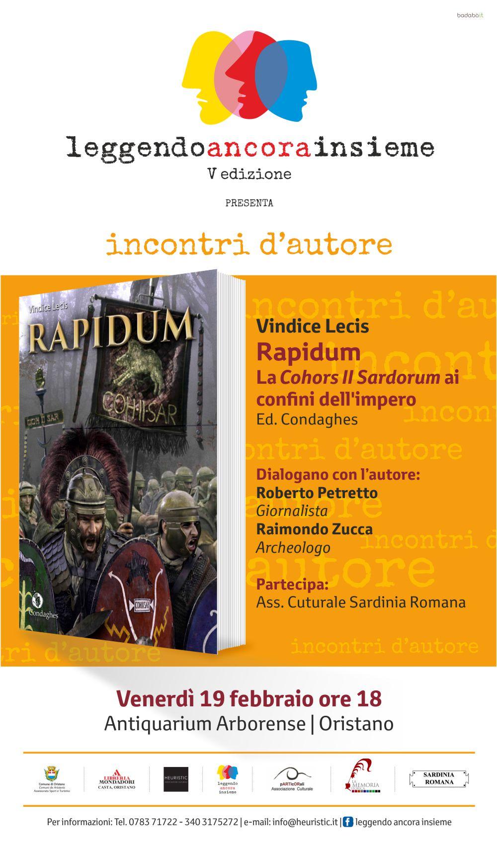 Leggendo Ancora Insieme - Rapidum WEB