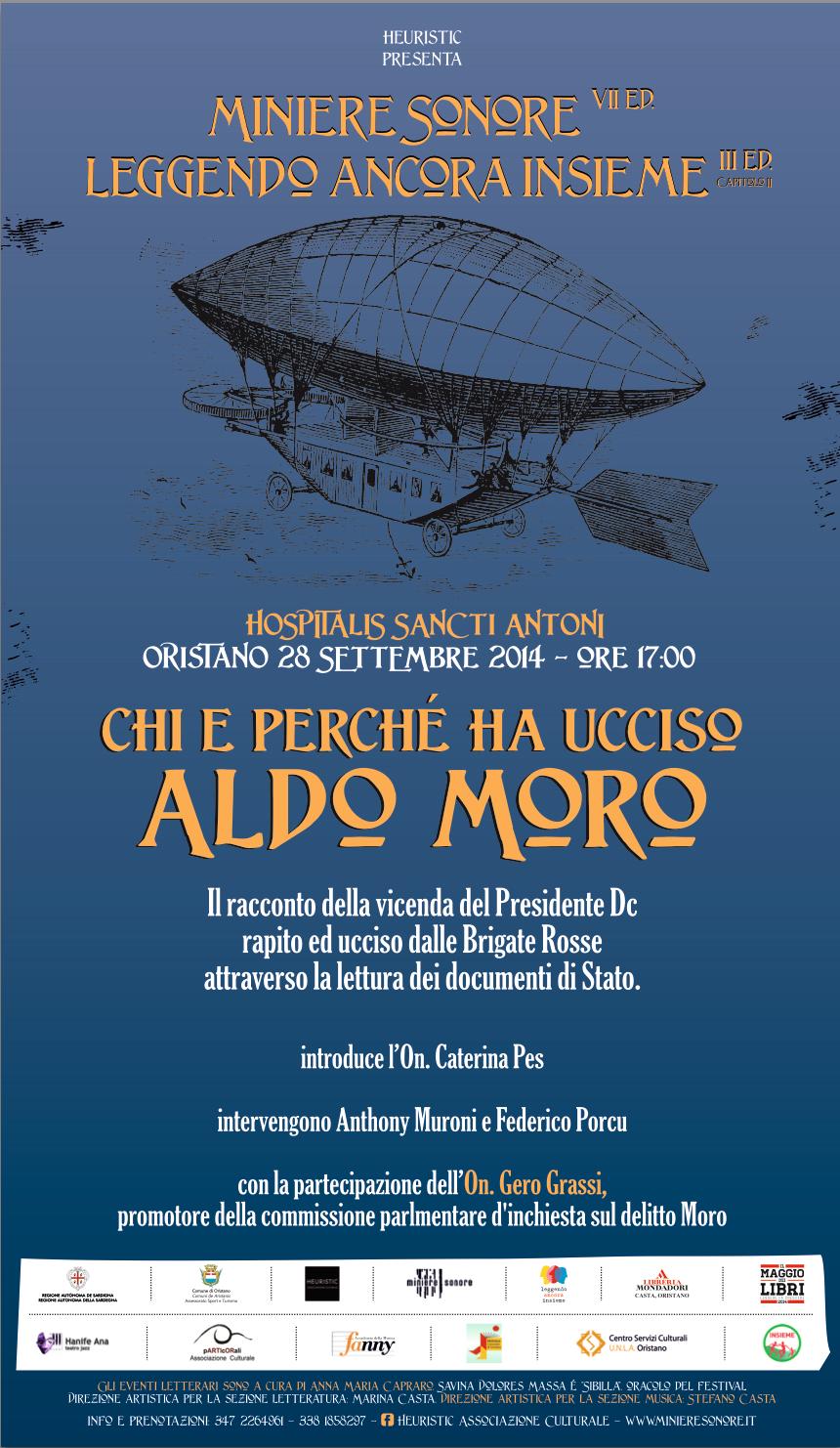 Miniere_Sonore_2014_-_Locandina_Chi_e_perchè_ha_ucciso_Aldo_Moro_