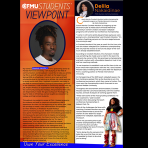 Digital Magazine Page