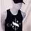 Thumbnail: Cash Made Men's Tank - White/Black