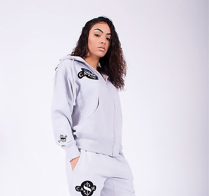Cash Made Unisex Joggers - Grey