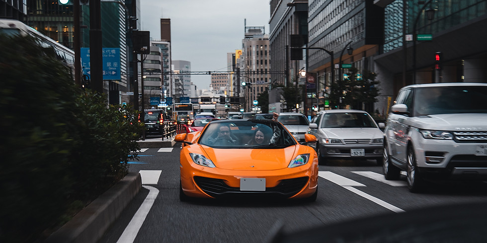 Osaka Social Drive Event