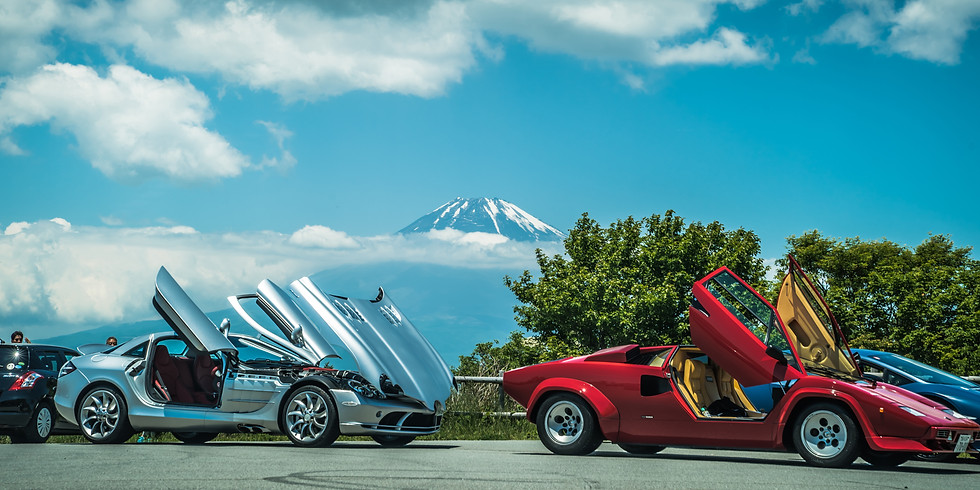 Hakone Drive & Lunch