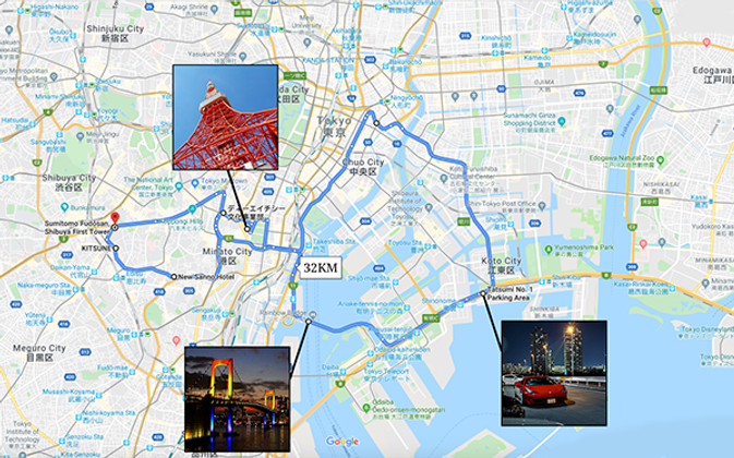 City Drive Route.png