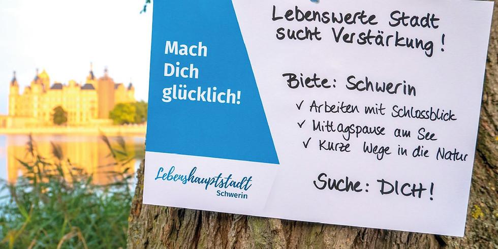 """Marketingtreff """"Suche Personal, biete Schwerin!"""""""