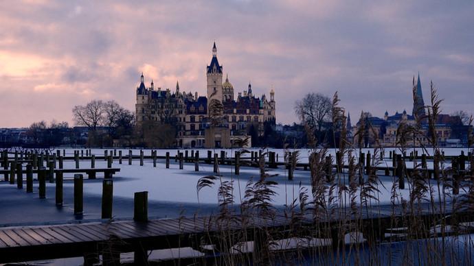 Neues Angebot: Winterwanderung in Schwerin