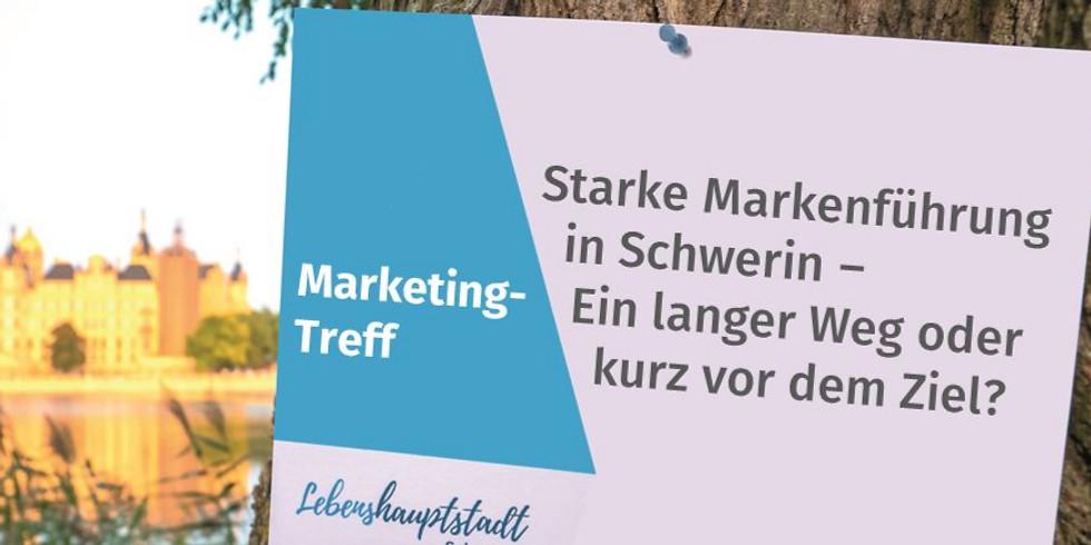 """""""Starke Markenführung in Schwerin"""" - Marketing Treff der PMI und Stadtmarketing GmbH"""