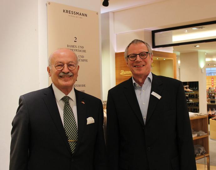Modehaus Kressmann ist neues PMI Mitglied