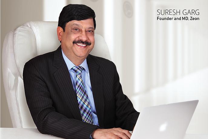 Suresh Garg - Managing Director - Zeon L