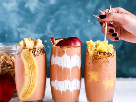 Renkleriyle İştahınızı Kabartacak 4 Vegan Smoothie Tarifi