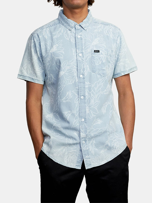 RVCA Hastings Floral S/S