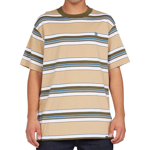DC Bully Striped Tee