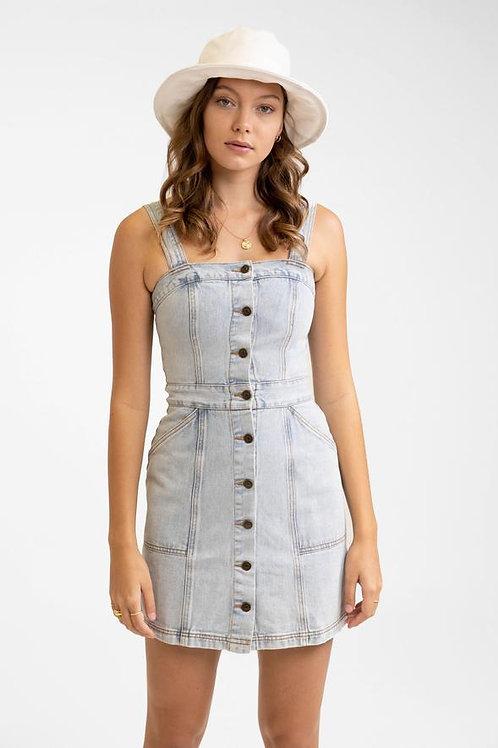 RHYTHM Graceland Denim Dress