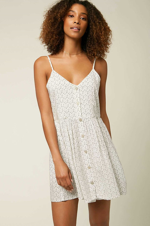 O'NEILL Vivette Button Down Dress
