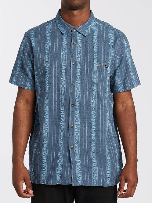 BILLABONG Sundays Jacquard S/S Shirt