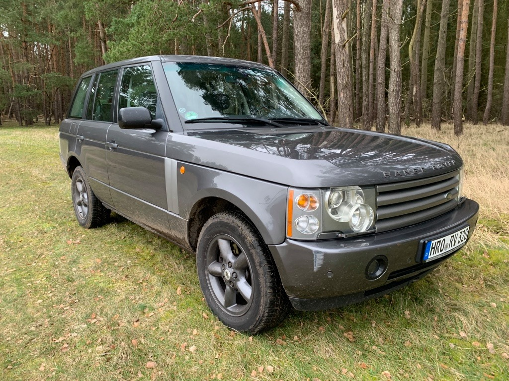 Range Rover mieten