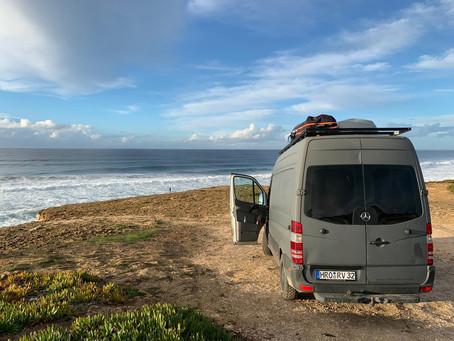 Mein Portugal-Surftrip mit Camper erwin