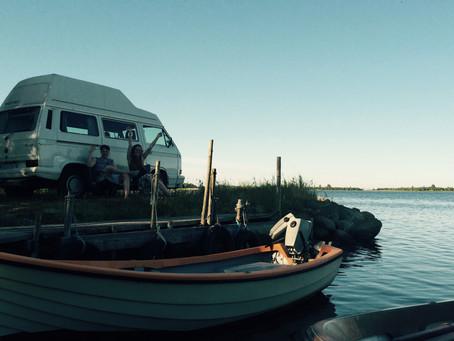 Roadtrip durch Südschweden mit Camper calli