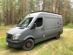 Camper Erwin mieten Rostock