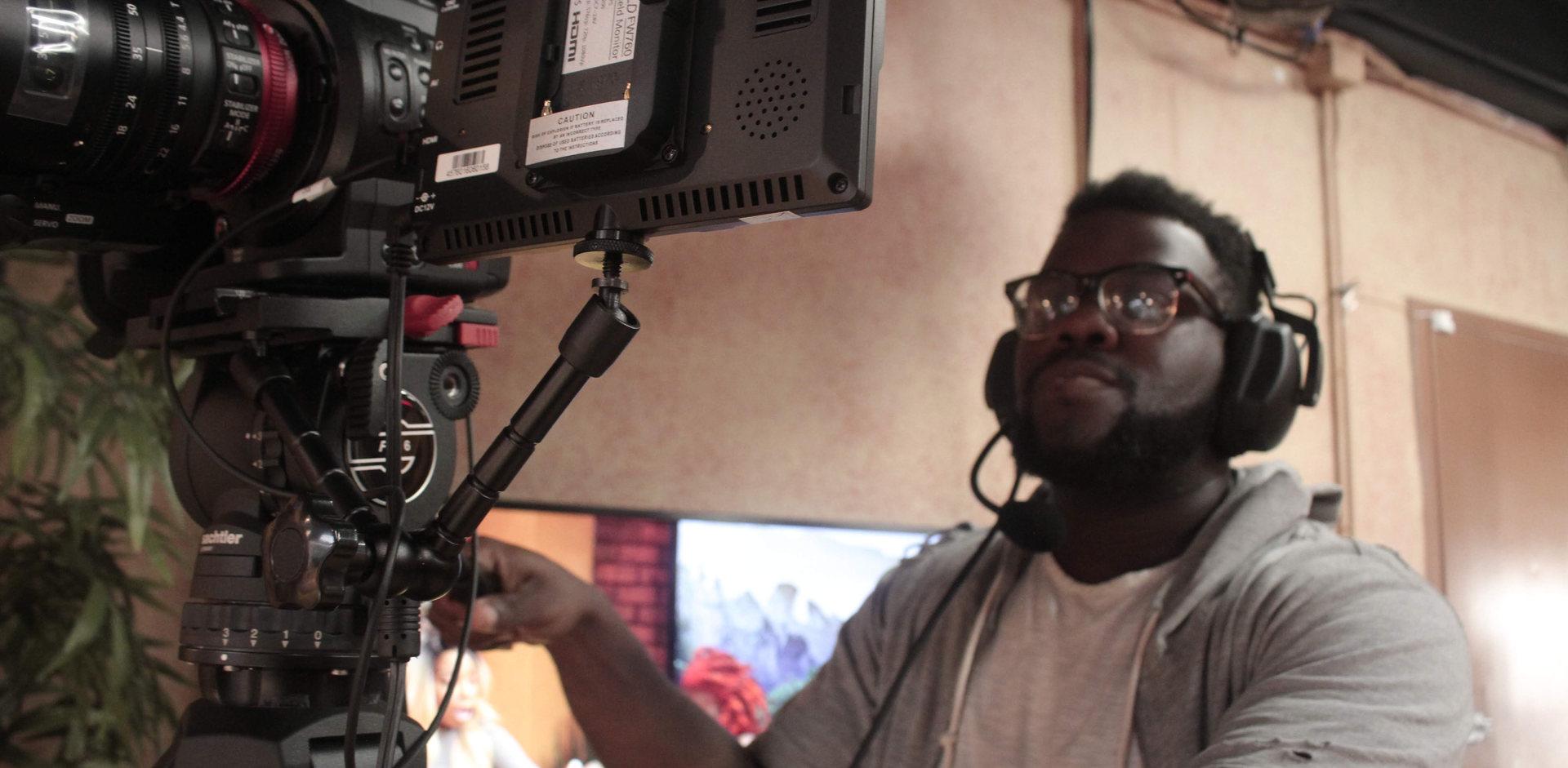 Jacob In the Studio