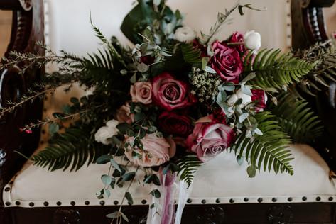 Beech Ridge Barn Wedding Photoshoot