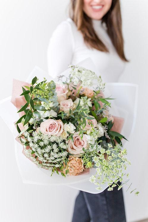 Wild Rose Bouquet (as seen half dozen)