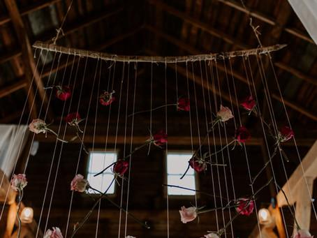 Vday Inspired Mini Shoot at Beech Ridge Barn
