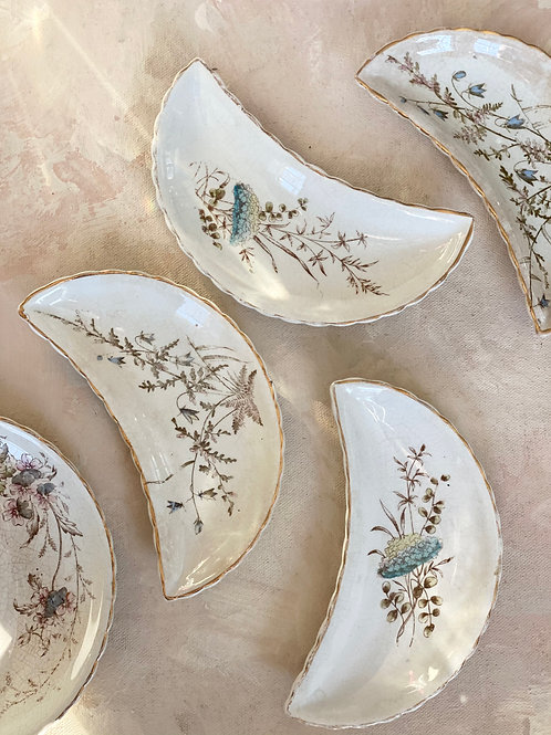 Vintage Bone Dishes