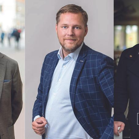 Branschförbundsmöte med Ulf Kristersson