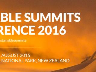 Sustainable Summits