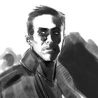 K - Blade Runner 2049