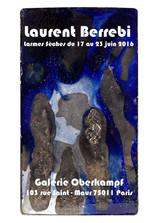 """Exposition """"Larmes Sèches"""" à la Galerie Oberkampf 103 rue Saint Maur Paris du 17 au 23 jui"""