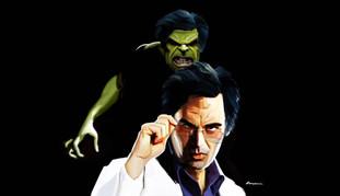 Dr Bruce Banner - Hulk