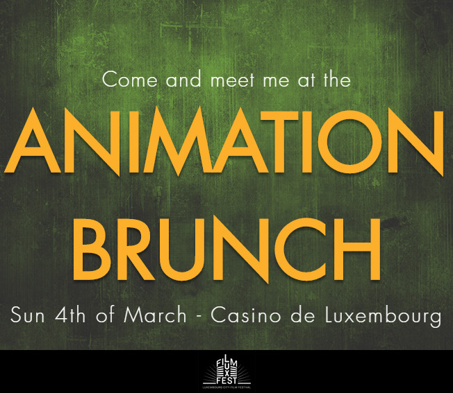federico milella at animation brunch