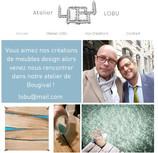 Une nouvelle aventure : l'Atelier LOBU