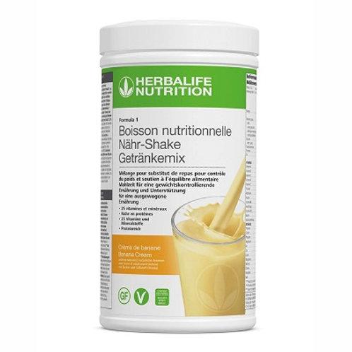 Boisson Nutritionnelle : Formula1