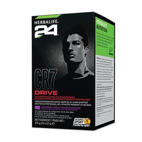 CR7/ Drive - Boite de 10 sachets individuels