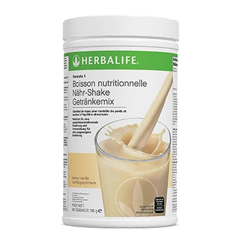 Boisson Nutritionnelle : Vanille onctueuse (780Gr)